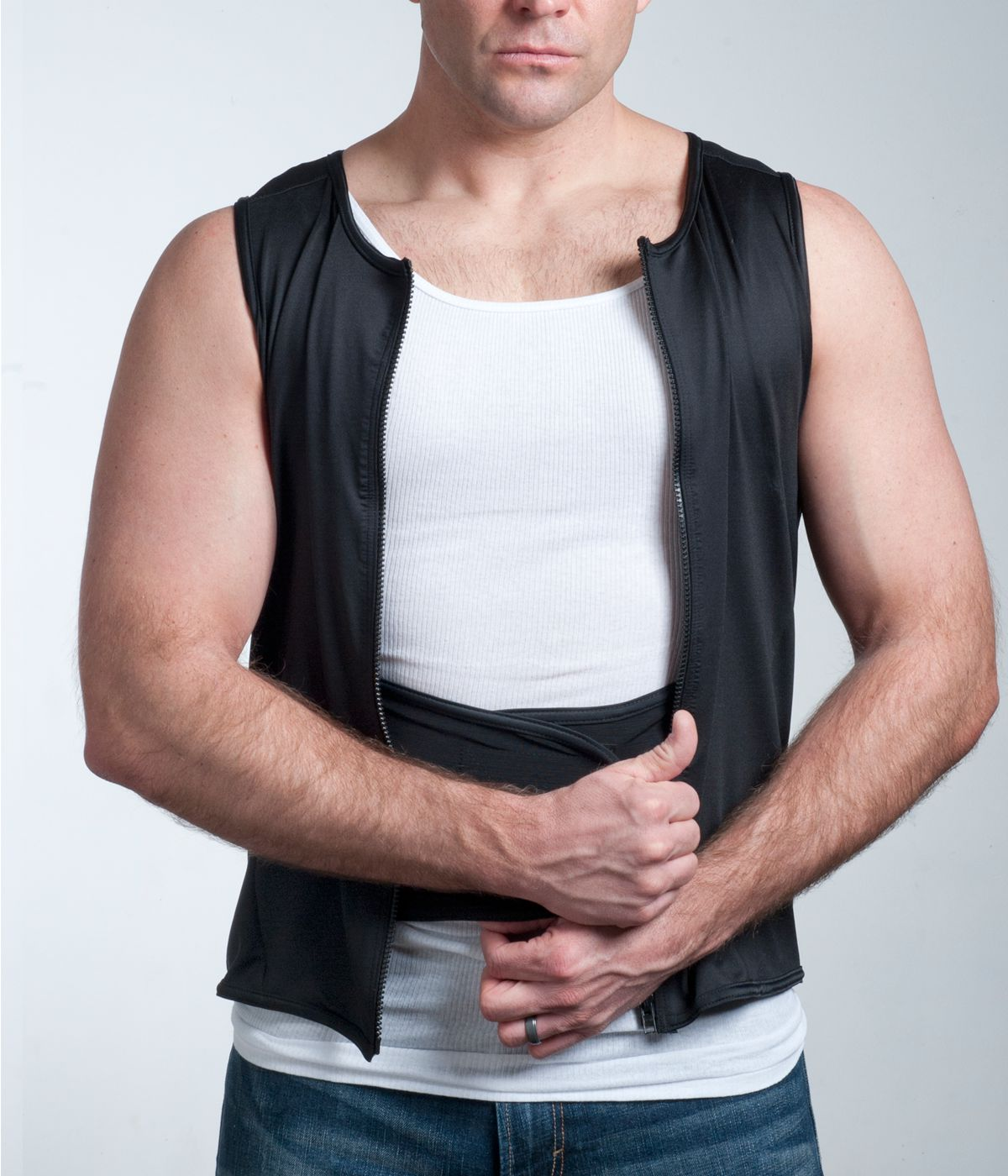 Spand-Ice | Hot + Cold Therapy | Revive Tank - Mens How To