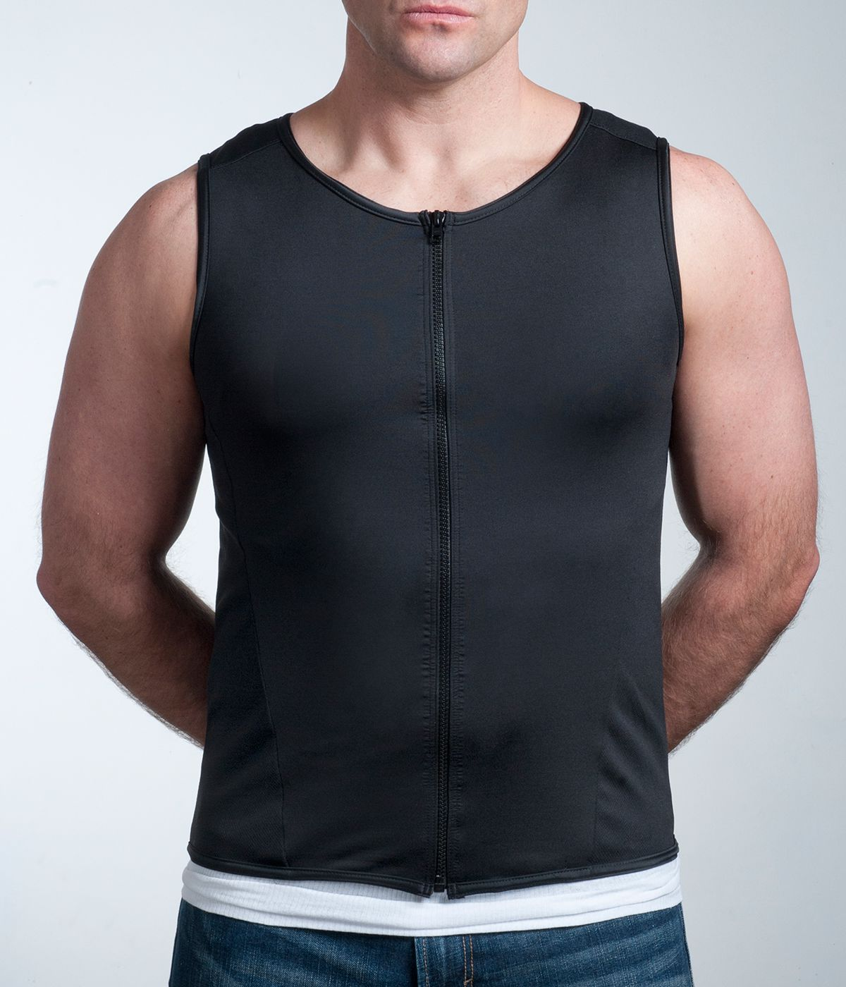 Spand-Ice   Hot + Cold Therapy   Revive Tank - Mens Front