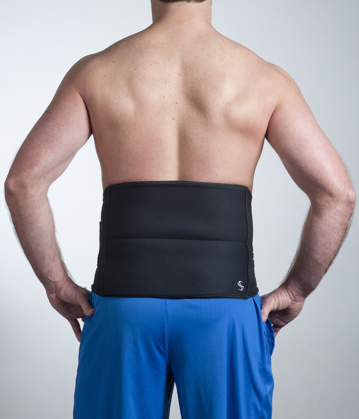 Spand-Ice | Hot + Cold The Recovery Wrap | Back